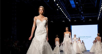 Many brides-to-be feel so much pressure to find the wedding dress of their dreams they may go slightly mad trying. Choosing the right dress is careful work, often requiring continuous visits to...