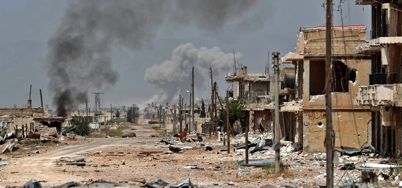TIME NOW FOR SAFE ZONE IN IDLIB: SYRIAN ADVOCACY GROUP