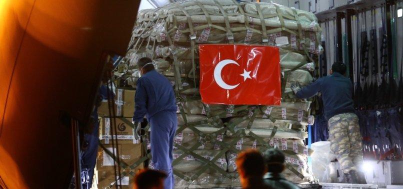 TURKEY SENDS SOMALIA MEDICAL AID TO TACKLE VIRUS