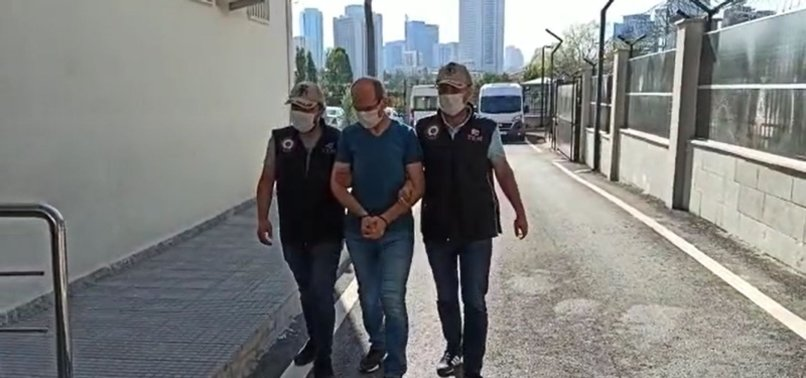 12 SUSPECTS ARRESTED FOR FETÖ LINKS IN TURKEY