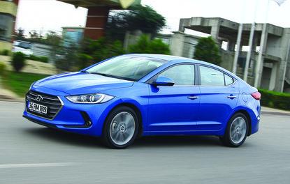 Uzun dönem testi · Hyundai Elantra 1.6 CRDi DCT