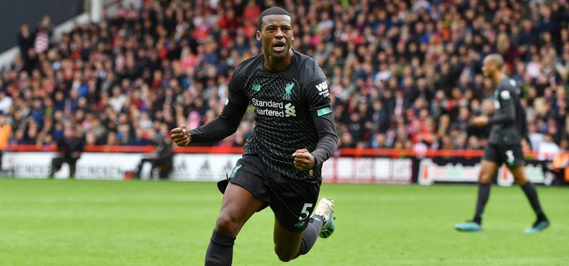 SHEFFIELD UNITED KEEPER HOWLER GIVES LIVERPOOL SEVENTH STRAIGHT WIN