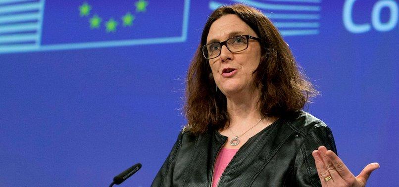 EU READY TO RETALIATE AGAINST TRUMPS PROPOSED TRADE TARIFFS