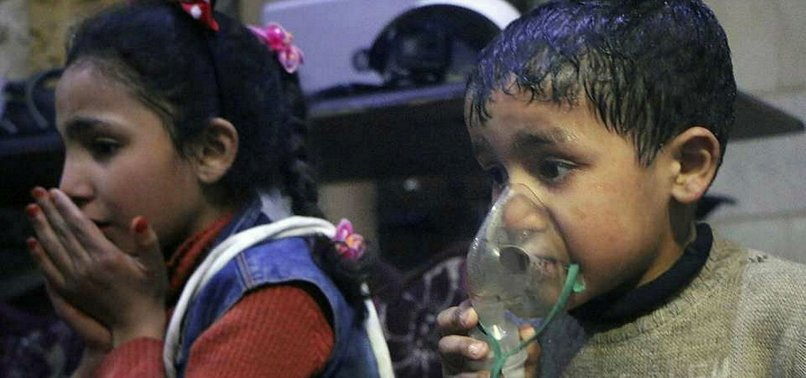 390 CHEMICAL WEAPON USE ALLEGATIONS RECORDED IN SYRIA