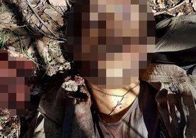 Şırnak'ta öldürülen teröristin boynundan haç kolye çıktı!