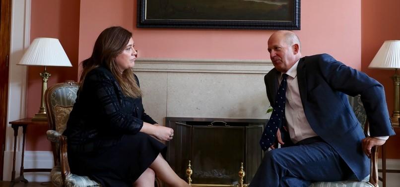 UK NEEDS TURKISH PARTNERSHIP ON A RANGE OF ISSUES, BRITISH ENVOY SAYS