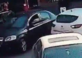 O hainlerin bomba yüklü otomobille notere gidiş görüntüleri ortaya çıktı