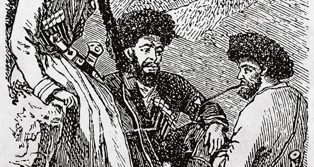 Kafkasya'nın eski tarihinde Türkler