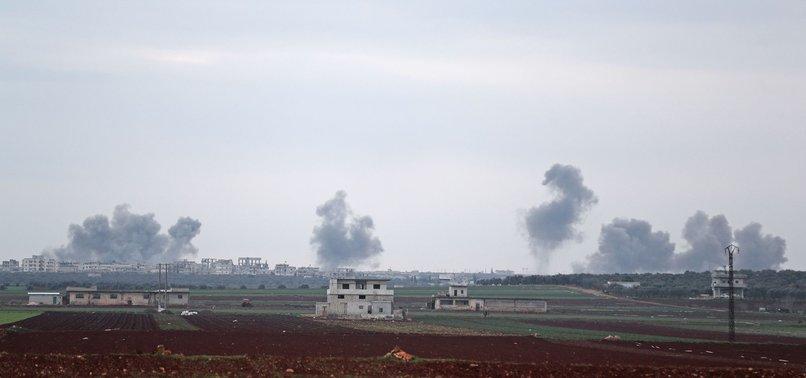 UN AID CHIEF DESCRIBES HORRIFIC SITUATION IN NORTHWEST SYRIA