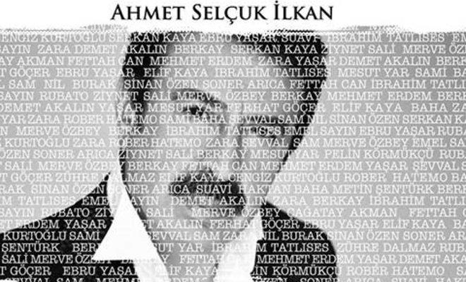 Ahmet Selçuk İlkan 41.Sanat Yılını Kutladı!