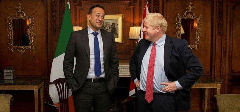 BRITAINS JOHNSON PLAYS DOWN BREXIT BREAKTHROUGH HOPES