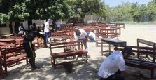Turkish students go to Somalia to renovate school