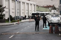 The terrorist who attacked Istanbul's police headquarters and an office of the ruling Justice and Development Party (AK Party) building on Friday was arrested Sunday afternoon in the Thracian...