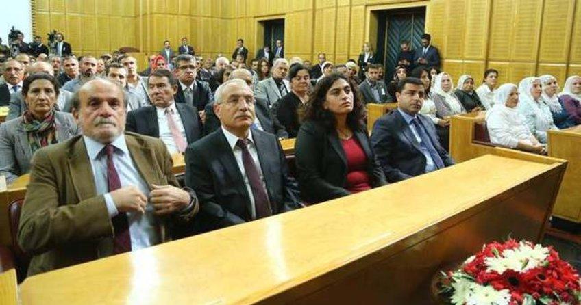 8 HDP'li vekil zorla mahkemeye götürülecek