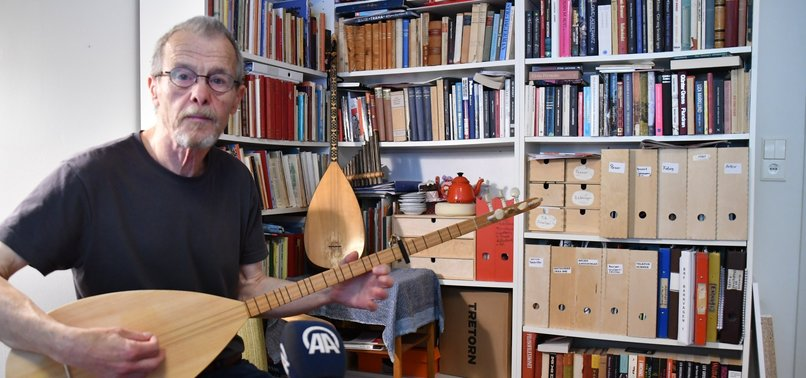 FOR 35 YEARS, SWEDISH MUSICIAN STRUMS TURKISH STRINGS