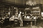 Bilgi ve belge merkezi niteliğindeki Abdülmecid Efendi Kütüphanesi