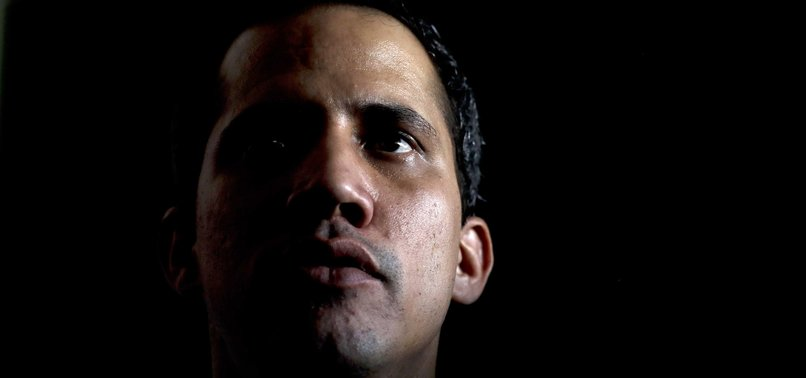 VENEZUELAN GOVERNMENT STRIPS GUAIDO OF PUBLIC OFFICE FOR 15 YEARS