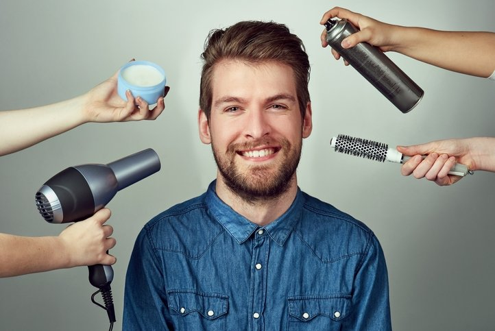 Şekillendirirken saçlarınızdan olmayın!