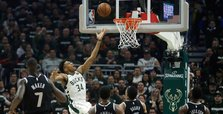 James, Antetokounmpo named to All-NBA First Team
