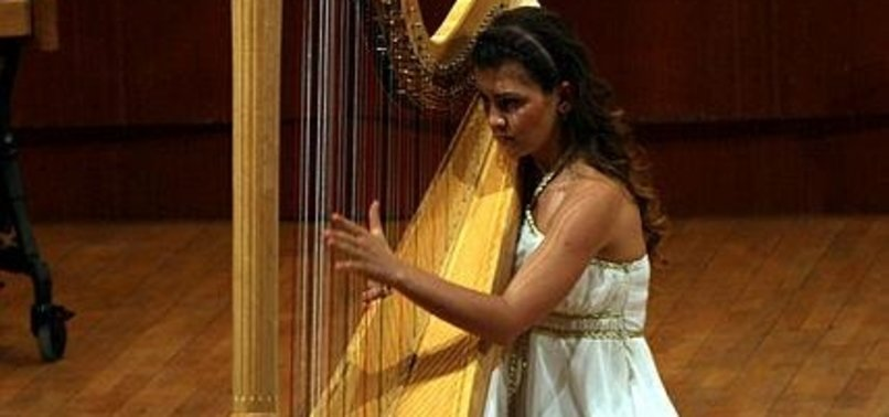ISTANBUL TO HOST FIRST INTERNATIONAL HARP FESTIVAL