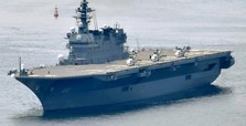 Japan to spend more on defense, refit first aircraft carrier since WWII