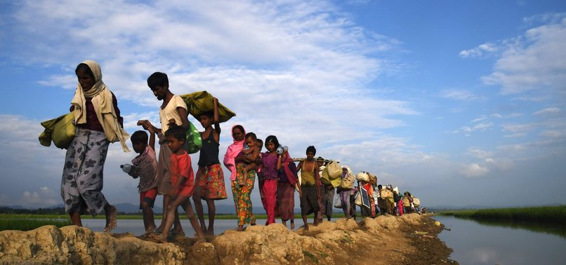 MYANMAR CONTINUES TO DENY ROHINGYA RIGHTS: RIGHTS GROUP