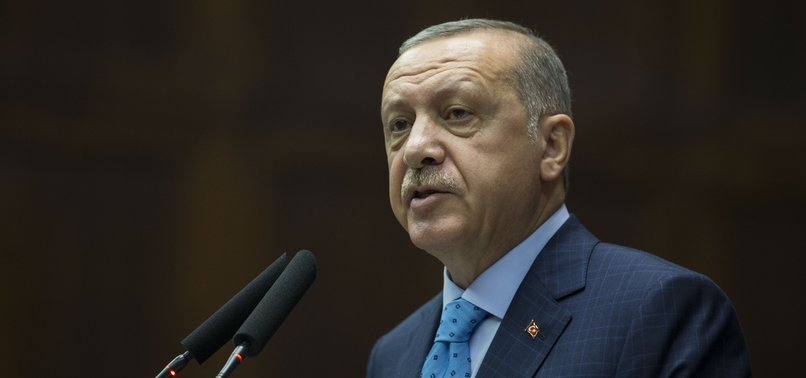 TURKEY'S PRESIDENCY SUBMITS MOTION ON LEBANON
