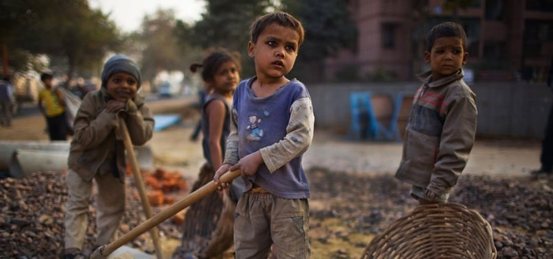 RISING FOR 1ST TIME IN 2 DECADES, CHILD LABOR HITS 160M