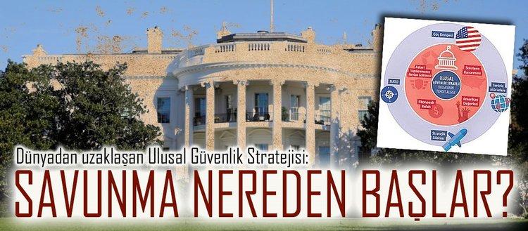 Beyaz Saray'ın Ulusal Güvenlik Strateji Belgesi