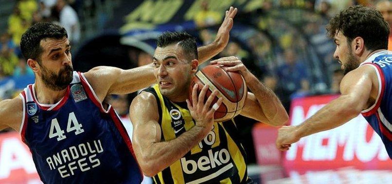 FENERBAHÇE DOWNS ANADOLU EFES, FORCES GAME 7 IN TURKISH LEAGUE FINALS