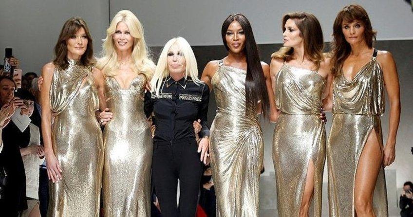 'Altın Kızlar' yeniden podyumda