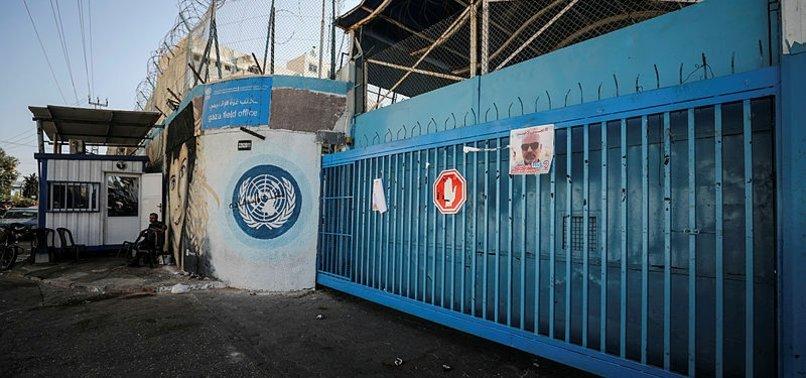 UNRWA SLAMS ISRAELI PLANS TO CLOSE JERUSALEM OFFICE