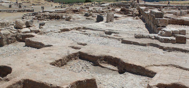1ST PHASE OF ARCHAEOPARK HOME TO ANCIENT EMPIRES WELCOMES VISITORS IN TURKEYS GAZIANTEP