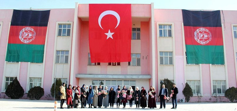 TURKISH BODY TAKES OVER 3 FETO SCHOOLS IN AFGHANISTAN