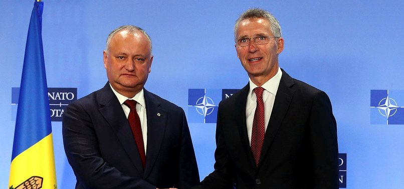 NATO FULLY SUPPORTS MOLDOVAS NEUTRALITY, INDEPENDENCE