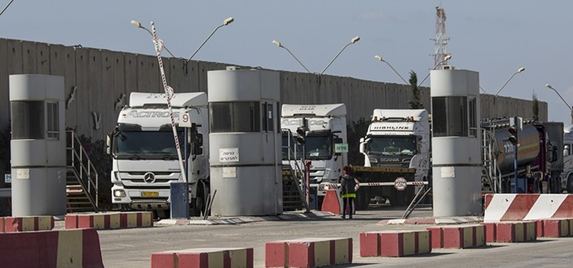 ISRAEL ORDERS IMMEDIATE HALT TO GAZA FUEL DELIVERIES AMID DEADLY BORDER PROTESTS