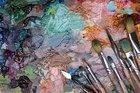 Renkleri görmeden tuvalde şaheserler yaratan ressamlar