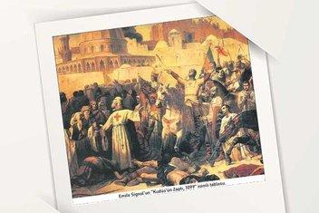 Büyük hesaplaşma Haçlılarla başladı