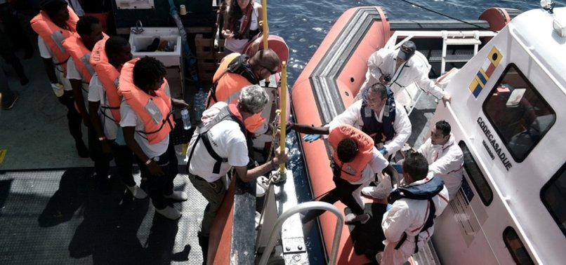 FRANCE READY TO HELP SPAIN WITH MIGRANT RESCUE SHIP
