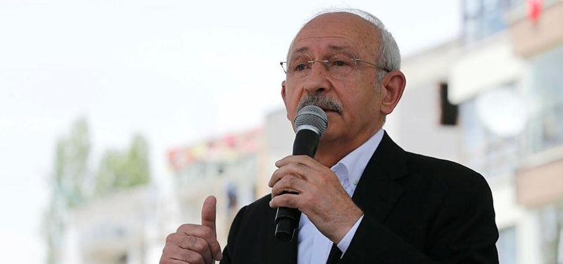 MAIN OPPOSITION CHP CHIEF BACKS S-400 PURCHASE