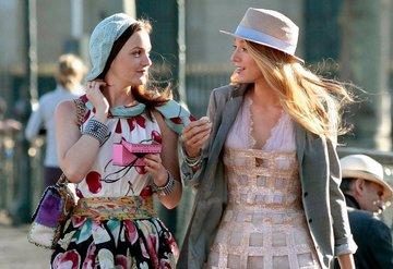 Gossip Girle damga vuran moda anları!