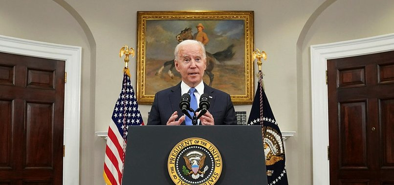 BIDEN URGES CALM AS US PIPELINE RESUMES OPERATIONS
