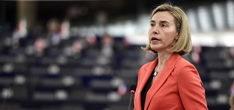 EU FOREIGN POLICY CHIEF CALLS FOR TRUCE IN LIBYA