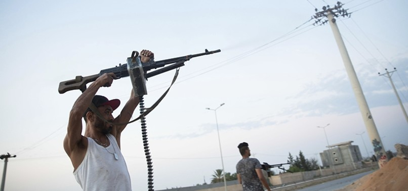 5 killed, 20 wounded as fighting flares up in Libyas Tripoli