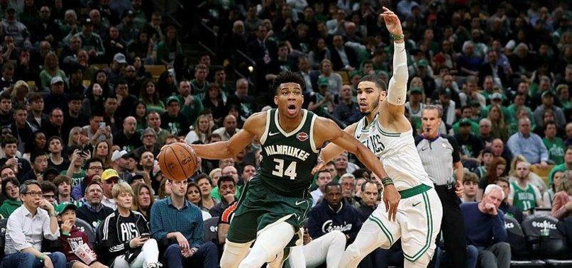 87447769b6da NBA Playoffs  Bucks beat Celtics