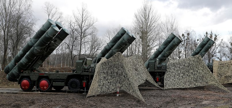 S-400 TECHNICAL COMMITTEE STILL ON TABLE, TURKISH PRESIDENTIAL SPOX SAYS