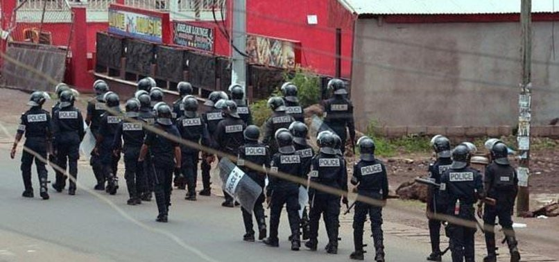 OVER 45 ANGLOPHONE SECESSIONISTS EXTRADITED TO CAMEROON