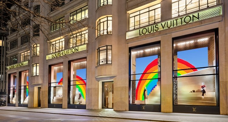 Louis Vuitton: The Rainbow Project