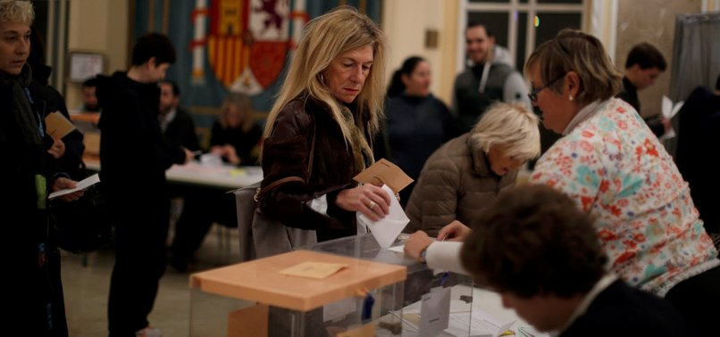 SPAIN GOES TO THE POLLS WITH FAR-RIGHT TIPPED TO MAKE GAINS