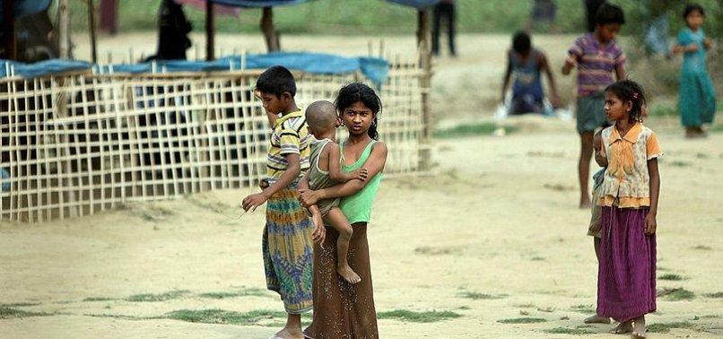 VIOLENCE, FAMINE DISPLACING ROHINGYA MUSLIMS IN RAKHINE STATE - LOCAL PEOPLE